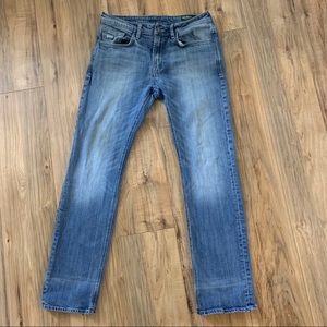 Buffalo David Bitton six-x slim-straight jeans